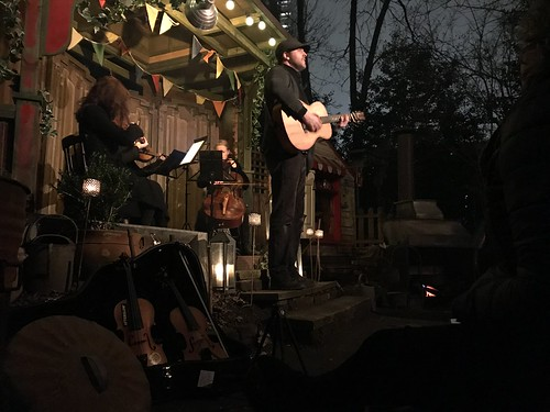 Jon Boden Secret London Campfire Concert