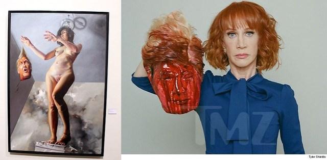 Judith y Trump - Ninfa Torres Lagunas