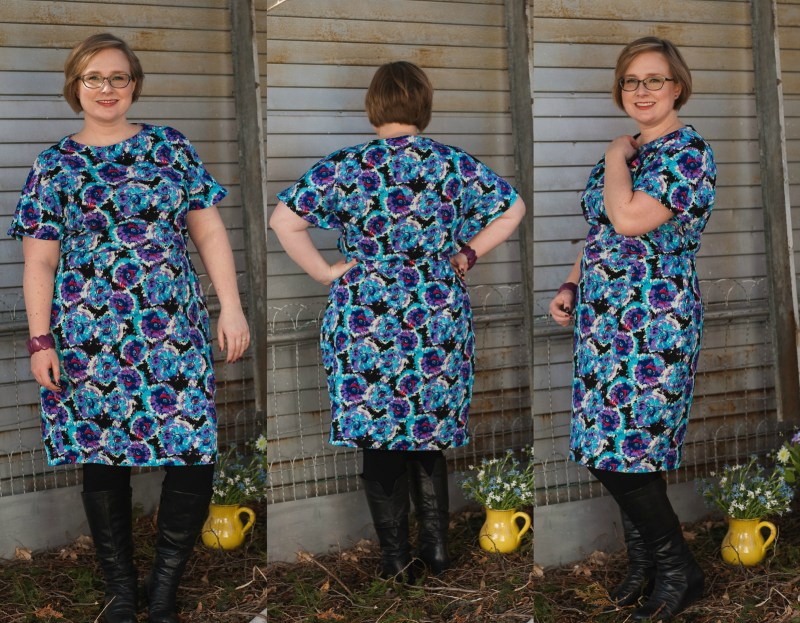 Burda Crepe Dresses