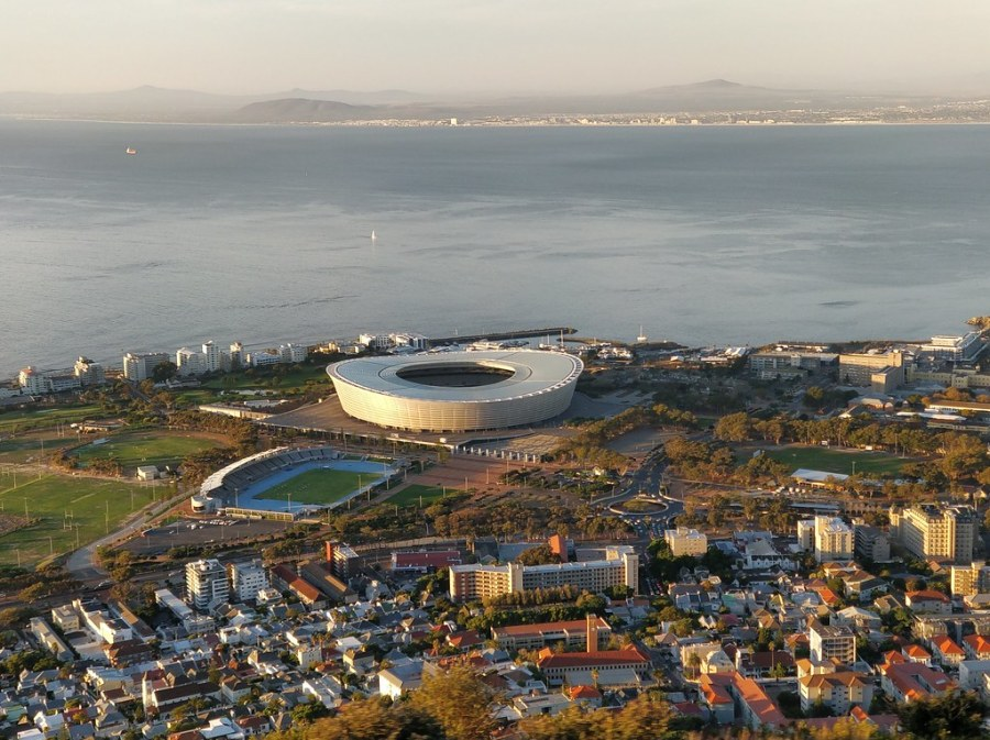 Cape Town South Africa Travel Blog Stadium