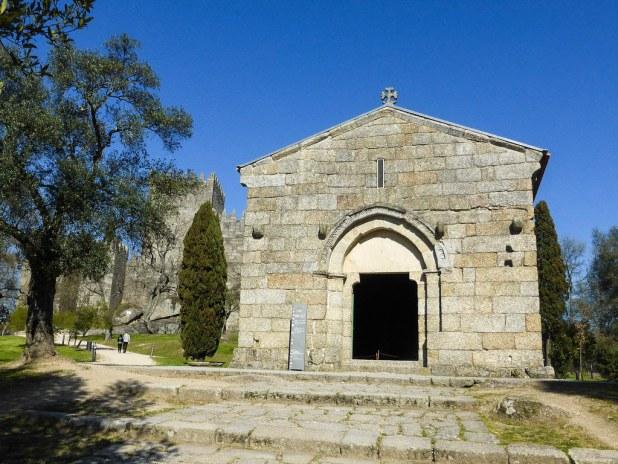 Ermita San Miguel do Castelo Guimaraes