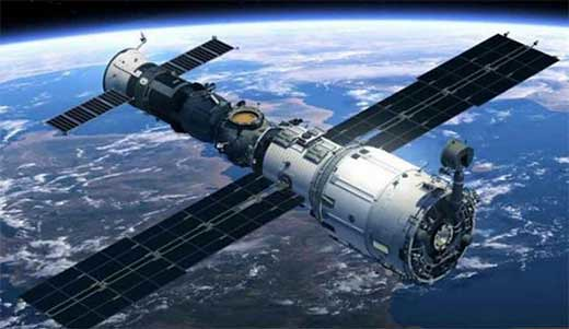 stasiun antariksa china