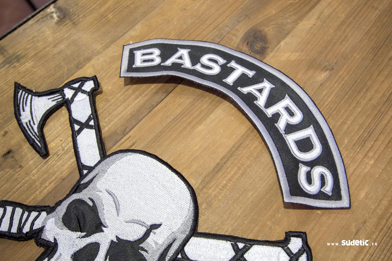 Sudetic ecussons broderie Bastards Midgard-4