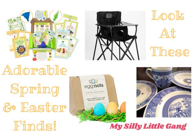 Look At These Adorable Spring and Easter Finds!
