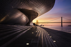 MAAT Lisbon Portugal - Museum of Art, Architecture and Technology