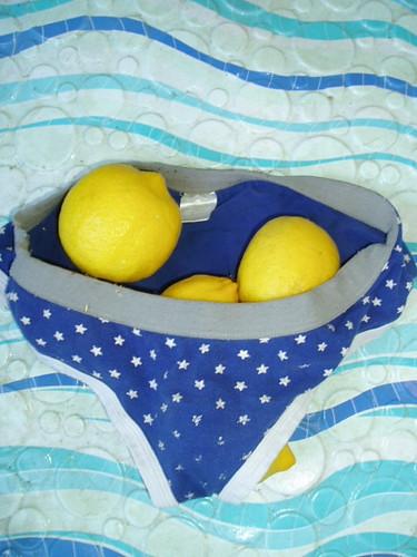 Lemons in Underpants