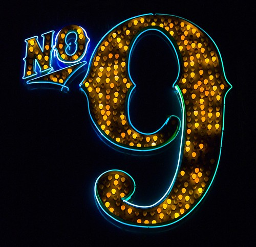 Neon Nine