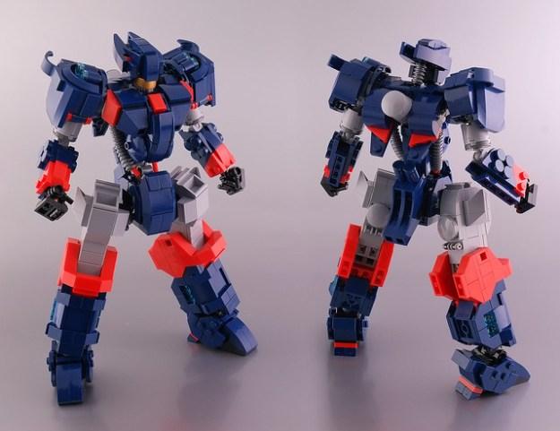 """Lego JG-01 """"Midnight Ranger"""""""