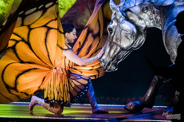 Cirque Du Soleil Luzia Premiere-10