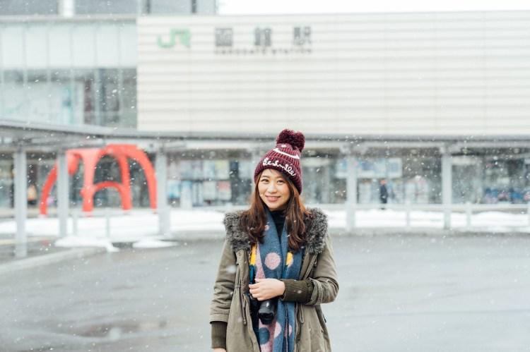 北海道景點|微笑函館,函館朝市就算無法一大早來也能享受豐富海鮮丼飯,只要日幣500元-二番館食堂