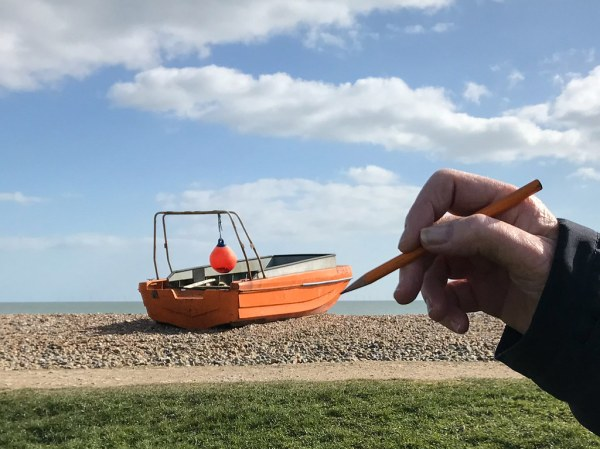 Week 12 Forced perspective