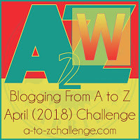 #AtoZchallenge Letter W on the Blog of author @JLenniDorner