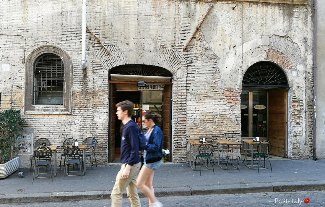Gueto judaico em Roma