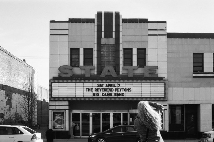 The State Theater