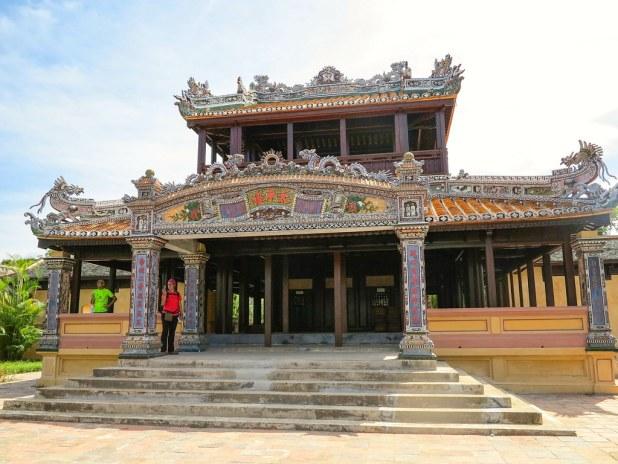 Excursión por Hué