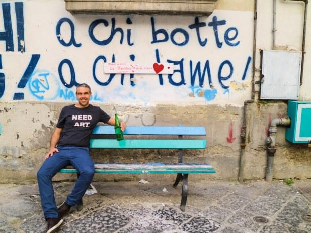 Paseo por el centro histórico de Nápoles