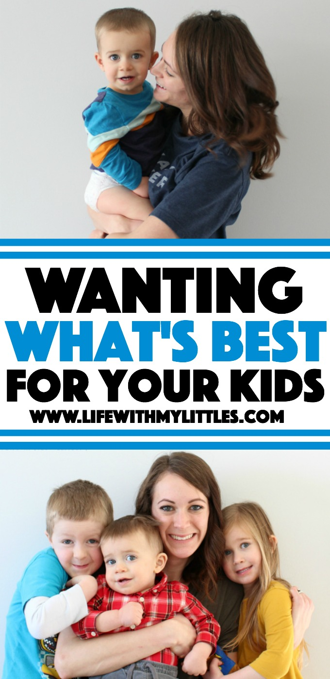 Part of being a mom is dealing with the feelings of being nervous yet hopeful. Here's how that feeling led me to want what's best for my kids, and to choose new Pampers Pure!