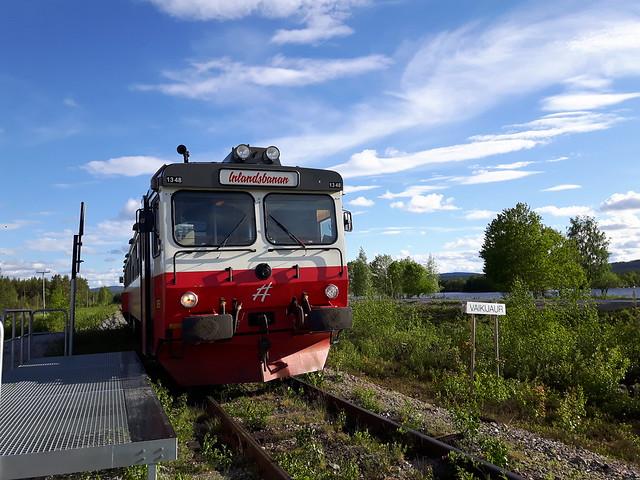 Inlandsbanan Östersund-Gällivare (15)