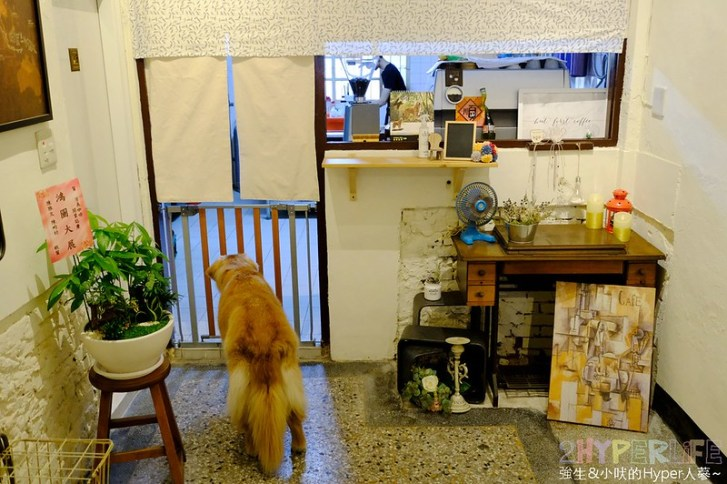 40577112964 ea824d79f3 c - 以阿嬤的名字命名、藏著深深緬懷的老宅文青咖啡店-芳美珈琲,提供全日200元以下早午餐和輕食!還有二隻可愛店狗陪玩~(已歇業)