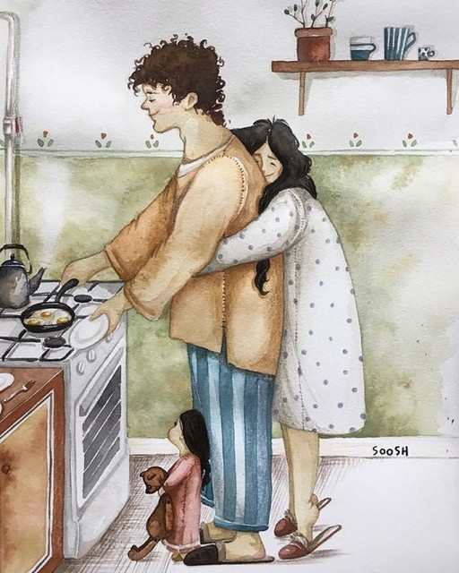 Снежана Суш. Счастье жить вместе.