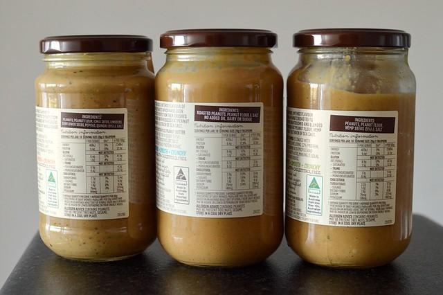 Mayvers protein peanut butter
