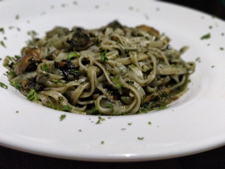Topolino's Italian Restaurant Hazyview Mpumalanga South Africa pesto pasta