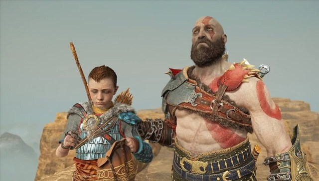 God of War (2018) – Ashes