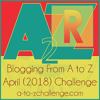 #AtoZchallenge Letter R on the Blog of author @JLenniDorner