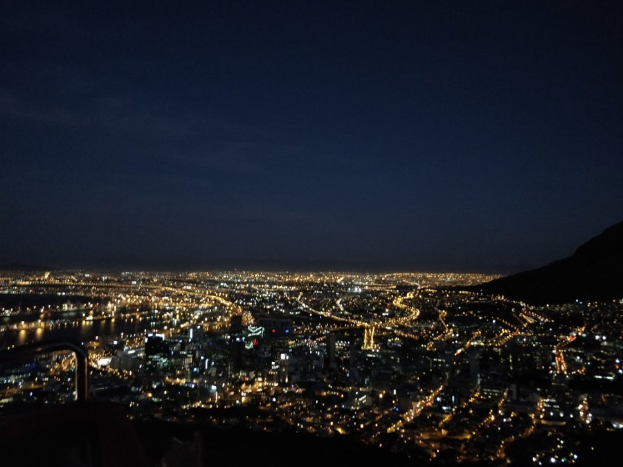 Cape Town South Africa Travel Blog Sunset Hill