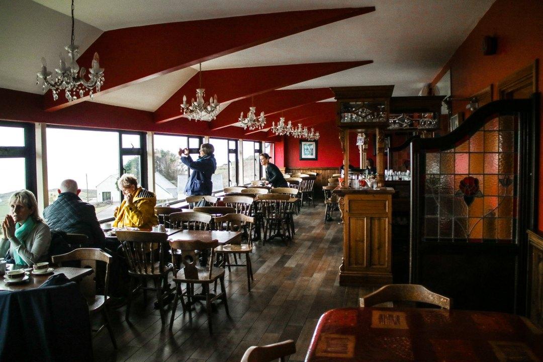 Scarriff Inn, Ring of Kerry