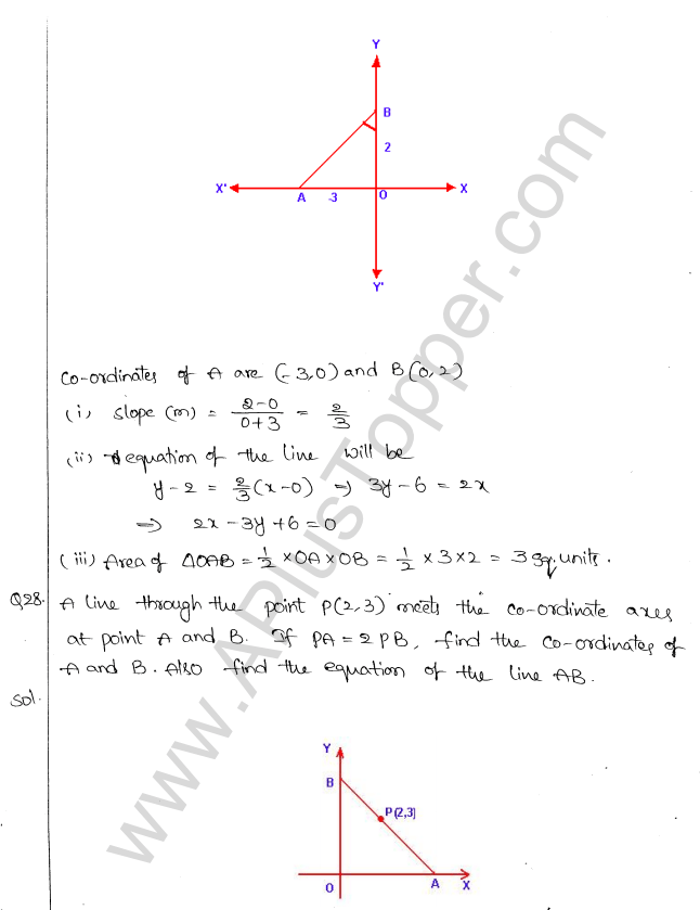 ml-aggarwal-icse-solutions-for-class-10-maths-chapter-12-equation-of-a-straight-line-11