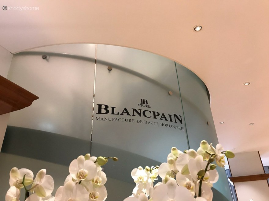 Blancpain Booth