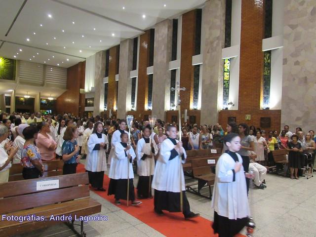 Santa Missa Bênção dos Óleos