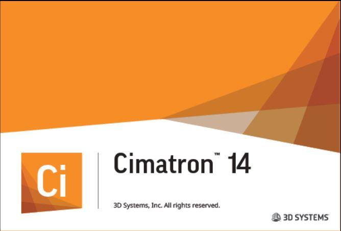 Cimatron 14 Build 14.0000.1566.513 X64 full license