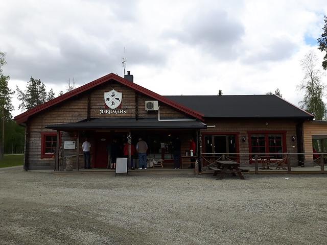 Inlandsbanan Östersund-Gällivare (5)