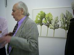 JG Ballard en Central St Martins Fine Art MA Show, 1/09/2006