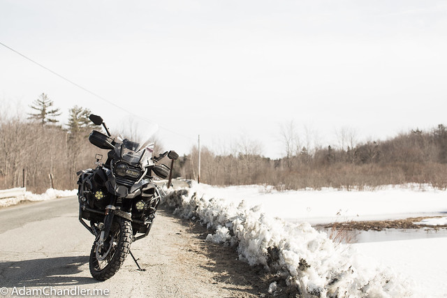 R1200GS Quadruple Black Off Road