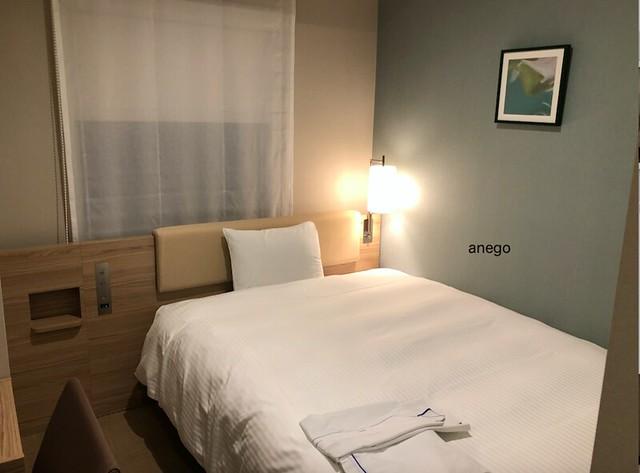 京急EX Innコンパクトなベッド