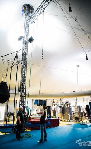 Cirque Du Soleil Luzia BTS-4180