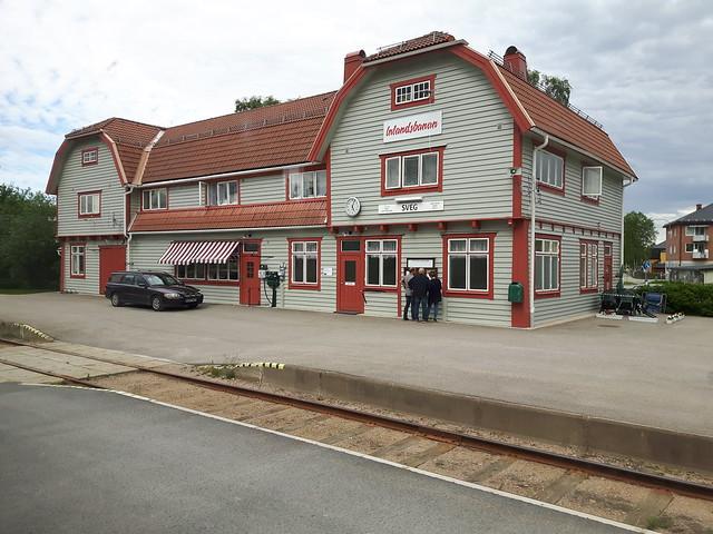 Inlandsbanan Mora-Östersund (4)
