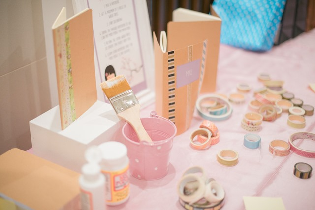 girly japanese party activities