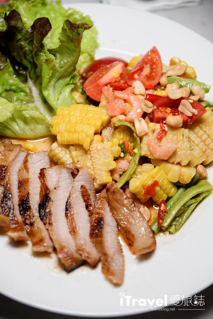 《考艾美食餐廳》Lookkai Cafe:田園景觀的美味泰菜餐廳