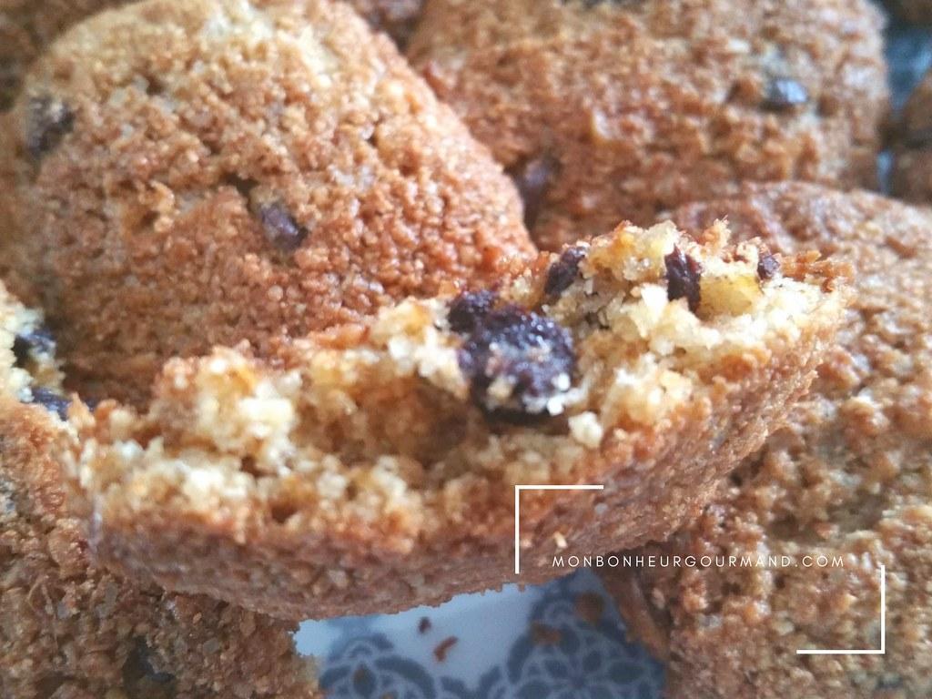 Cookies de manioc