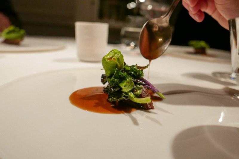 FALLOW DEER Aronia, juniper, bone-marrow, garden cabbage