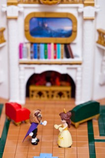 Beauty and the Beast Library13