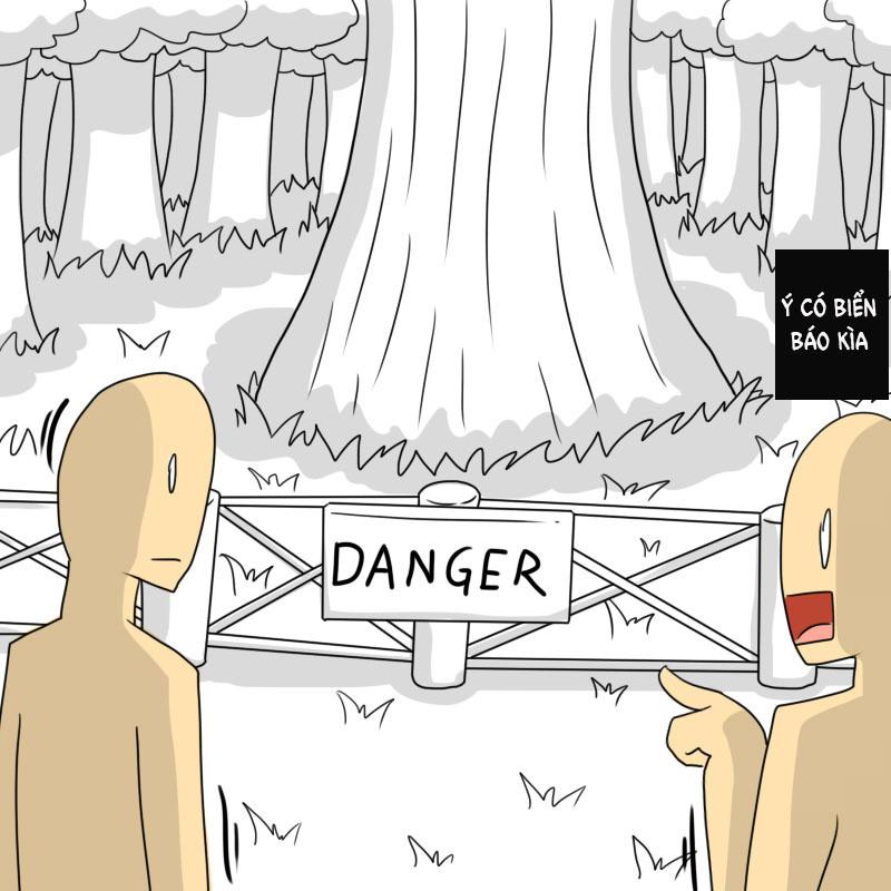 Hình ảnh  trong bài viết Nguy hiểm quá - Danger hentai màu