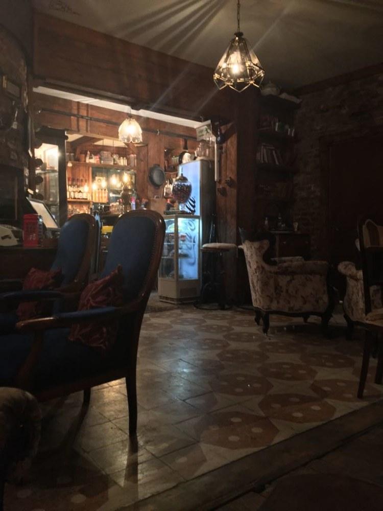 çengelköy müzelik cafe