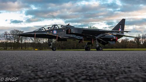 Threshold Aero RAF Cosford Shoot