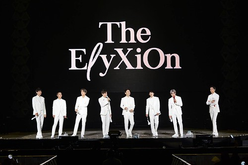 EXO Planet #4 – The EℓyXiOn – in Hong Kong