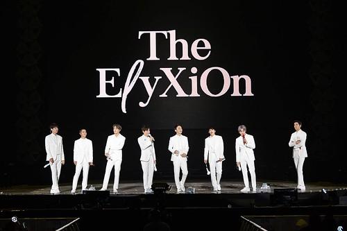 EXO Planet #4 – The EℓyXiOn – in Hong Kong
